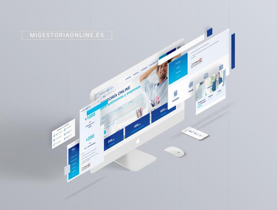 diseño de web corporativa