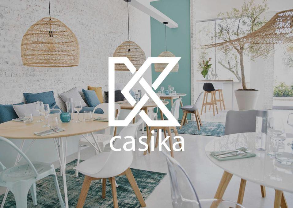 Identidad Corporativa Casika
